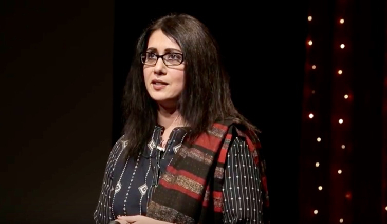 VIDEO: The Edges that Blur by Mara Ahmed for TEDxRochester