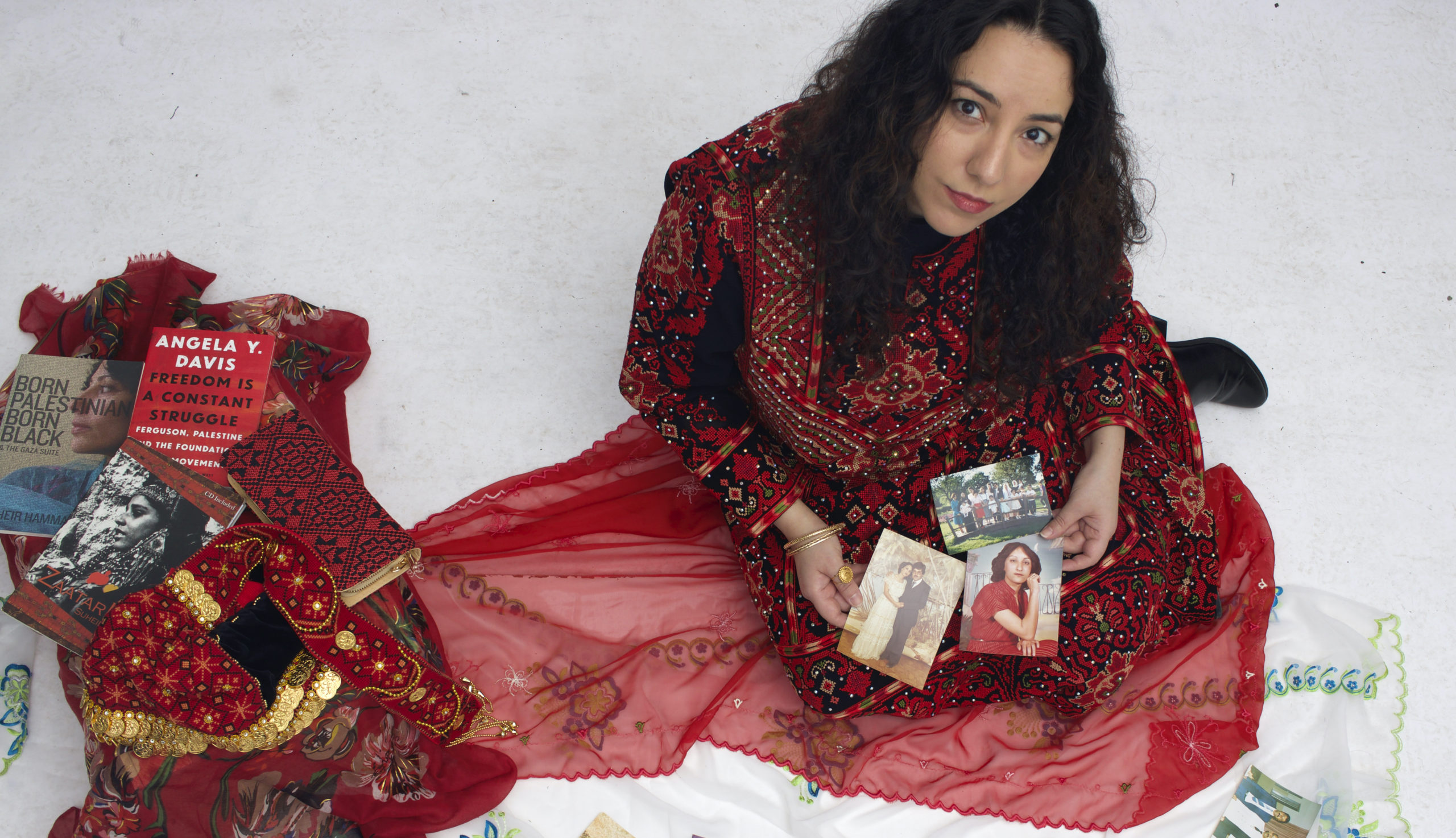 Mara Ahmed's Unwavering Lens by E. C. Salibian